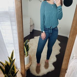 Live Love Dream Blue Sweater